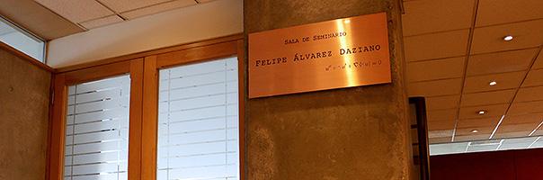 DIM - Felipe Alvarez Daziano Seminar Room