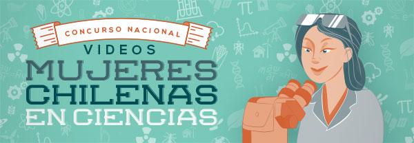 Invitación Lanzamiento de Mujeres Chilenas en Ciencias